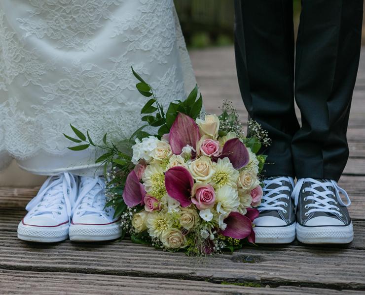 Hochzeit Sneaker