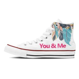Sneaker You and Me Hochzeitsschuhe Boho Style